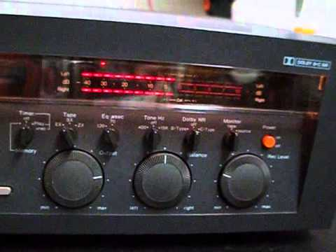 tape deck nakamichi 582 z youtube rh youtube com Instruction Manual Operators Manual