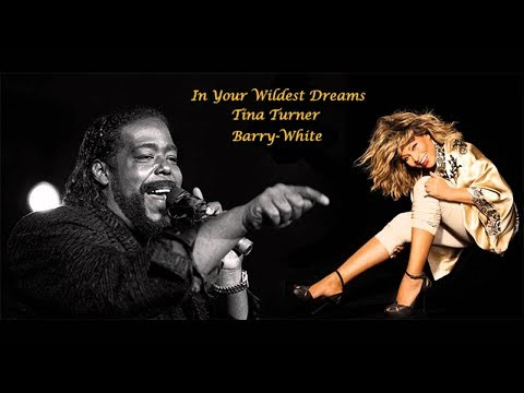 Tina Turner & Barry White * In Your Wildest Dreams * (Art Video Lyric)