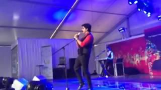 Rohit Sharma Rks / Gulabi Ankhen / Live Mauritius/2015
