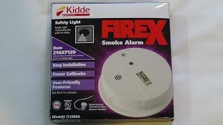 Gambar cover How to Install a Wired Smoke Alarm - 120V Wired Smoke Detector