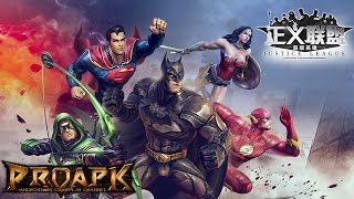 DC Justice League Android Gameplay (CN) (CBT)