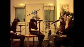 "Dance Yourself to Death: ""Call My Name"" Live at FM4 Radio - Vienna, Austria -  November 2009"