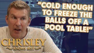 The Chrisleys' Craziest Southern Sayings | Chrisley Knows Best | USA Network