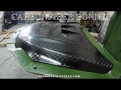 видео: Toyota RAV4 Карбон-Стеклопластиковый капот-Склейка.Финал. Fiberglass Hood - Final