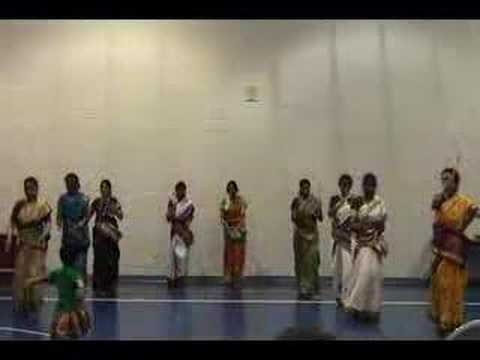 Kolattam (Andhra Pradesh) - Indian Nritya