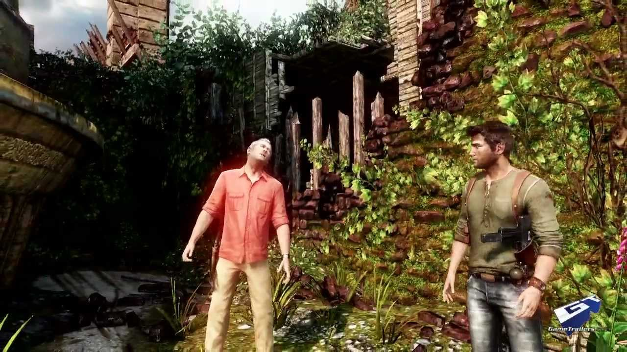 uncharted 3 drakes deception gametrailers review youtube
