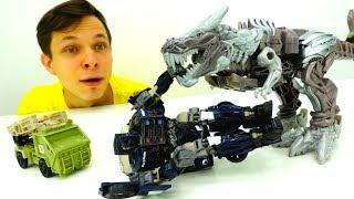 видео Детские игрушки: Transformers