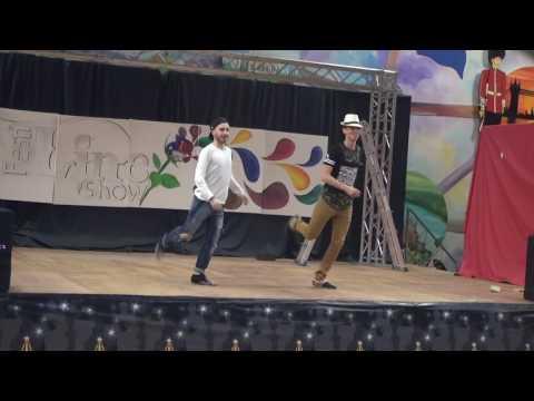 Jose Miguel Belloque Vane & Guillaume Richard # So Just Dance Dance Dance !
