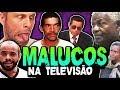 MALUCOS ENTREVISTADOS NA TELEVISÃO