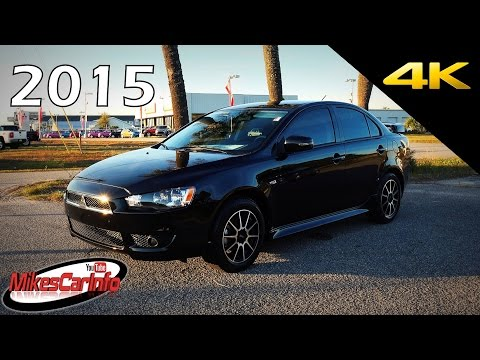 2015 Mitsubishi Lancer ES - Ultimate In-Depth Look in 4K