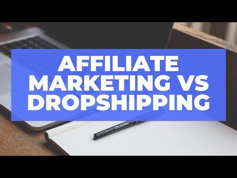Affiliate marketing VS Dropshipping 📱💸💰 thumbnail
