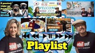 Playlist de Dicas de Viagem | Nossos Melhores Vídeos