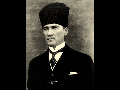 Atatürk ün Hayatı Ingilizce Slayt Youtube