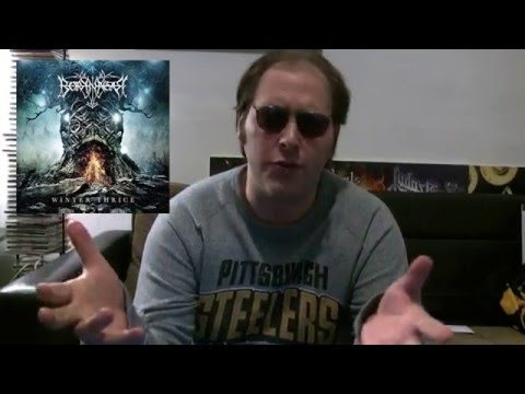 Borknagar - WINTER THRICE Album Review