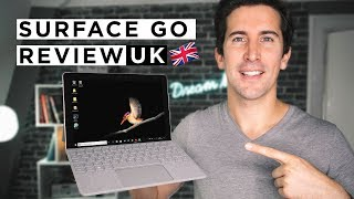 Microsoft Surface Go Review - by Mark Brown from Editors Keys https...
