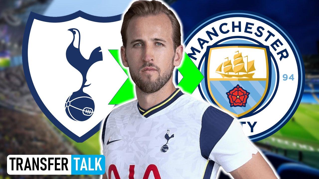 Kane SET For £160m CITY Move   Transfer Targets