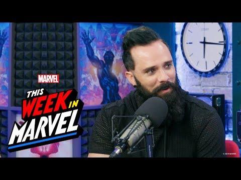 Skillet's John Cooper on collecting Marvel comics around the world!