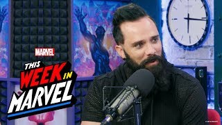 Skillet's John Cooper on collecting Marvel comics around the world!
