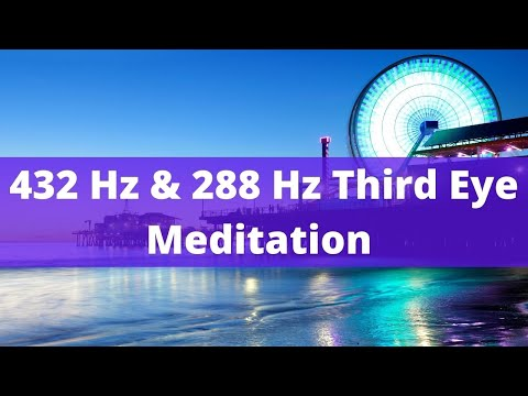 Relaxing Music: 432 & 288 Hz ❯ Increase Positive Vibrations & Mental Clarity ★