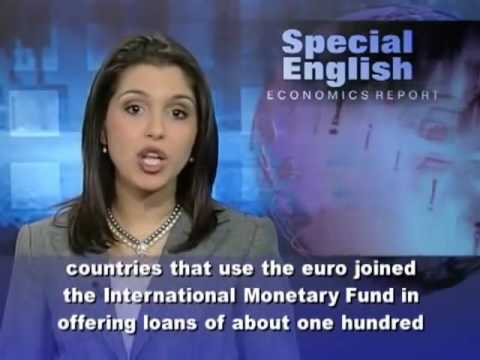 Learning wiht VOA Special English, VOA Learning English, Economical Report Compilation Part 1