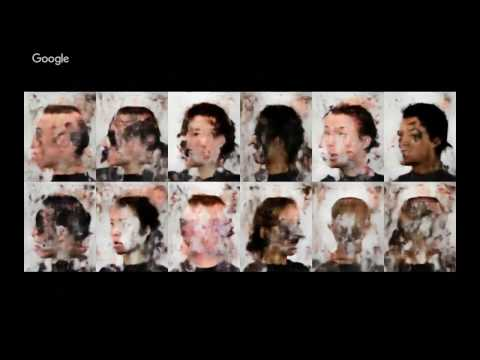 Generating faces with deconvolution networks // Creative AI Podcast Episode #6