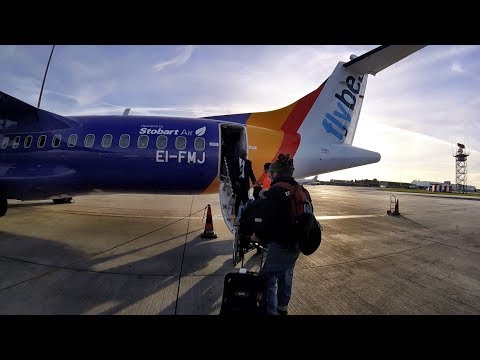 NEW ROUTE: Southend - Manchester, STOBART AIR (for Flybe) ATR 72-600 Trip Report