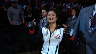 Fight Night Argentina: Cynthia Calvillo - I'm Back to Make a Statement
