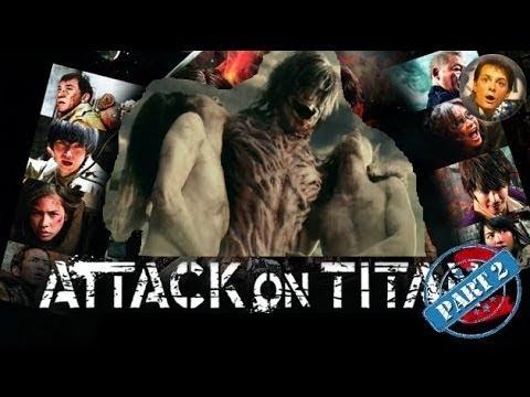 """[Плохое Кино] Вторжение титанов обзор эпопея часть 2 """"Расплата за честность"""""""
