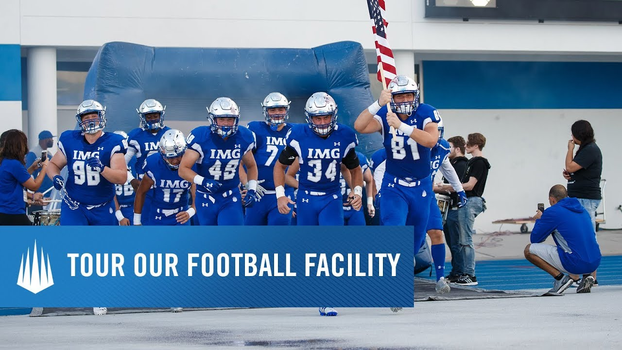 Football Academy - Football Program | IMG Academy 2019