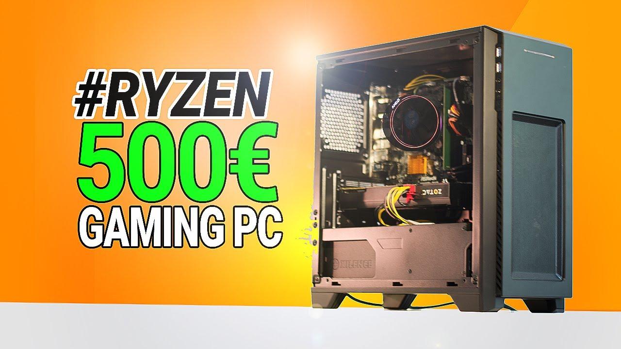 600 Euro Gaming Pc