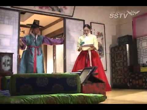 111118 'Queen Insoo' - EunJung and Baek Sung Hyun