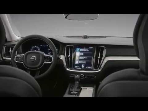 Volvo V60 (Intérieur) - YouTube