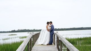 Lowcountry Brunch Wedding at Lownde's Grove - Chandler & Jordan - Charleston, SC Wedding Videography