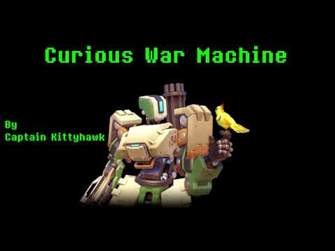 [♪] Curious War Machine (Overwatch Bastion Song)