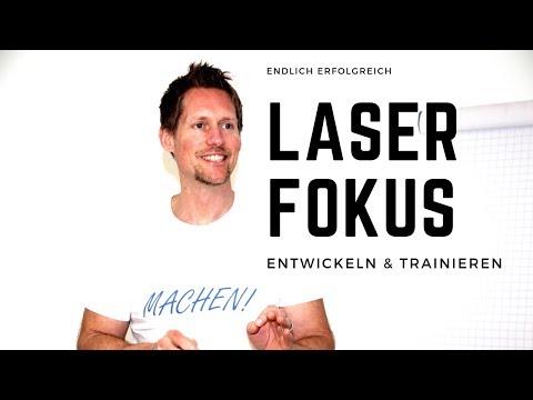 Wie du laserscharf deine Ziele fokussierst sofort umsetzbar - Vertriebstrainer Dirk Stöcker