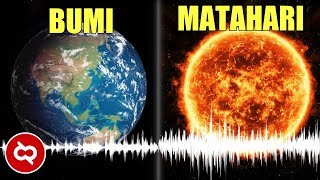 Download 10 Rekaman Suara Planet dan Benda Luar Angkasa yang Terdengar Jelas
