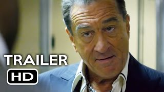 Heist Official Trailer #1 (2015) Robert De Niro, Dave Bautista Action Movie HD