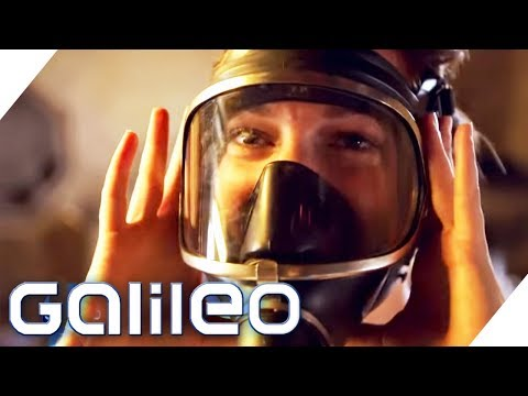 Der Heißeste Eintopf Der Welt: Hier Muss Der Koch Mit Gasmaske Arbeiten | Galileo | ProSieben