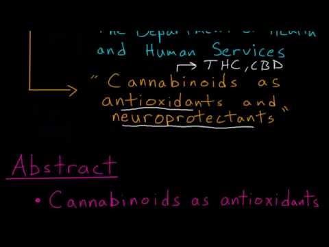 The U.S. Government's Medical Marijuana Patent