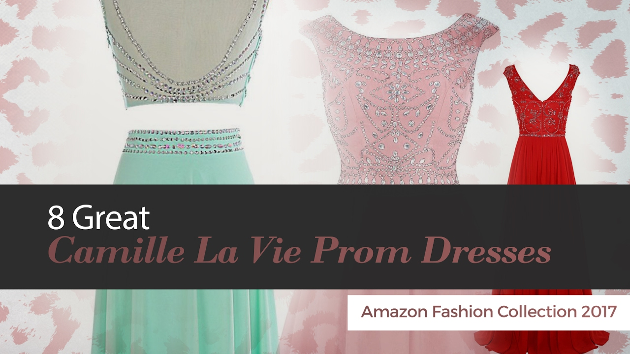 8 Great Camille La Vie Prom Dresses Amazon Fashion ... - photo #39