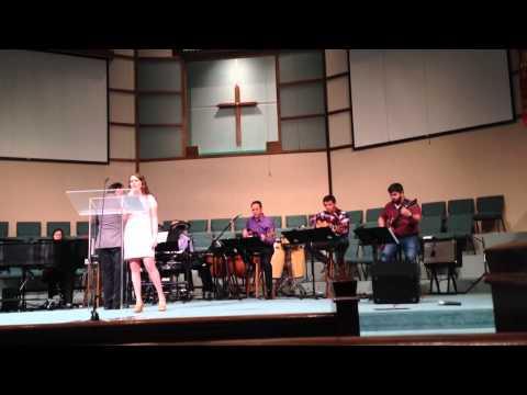 Brittany Spencer  Be Still Bethel Church cover