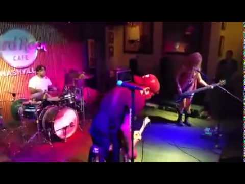 The Notion - Guns and Nudity - Hard Rock Cafe Nashville 2015