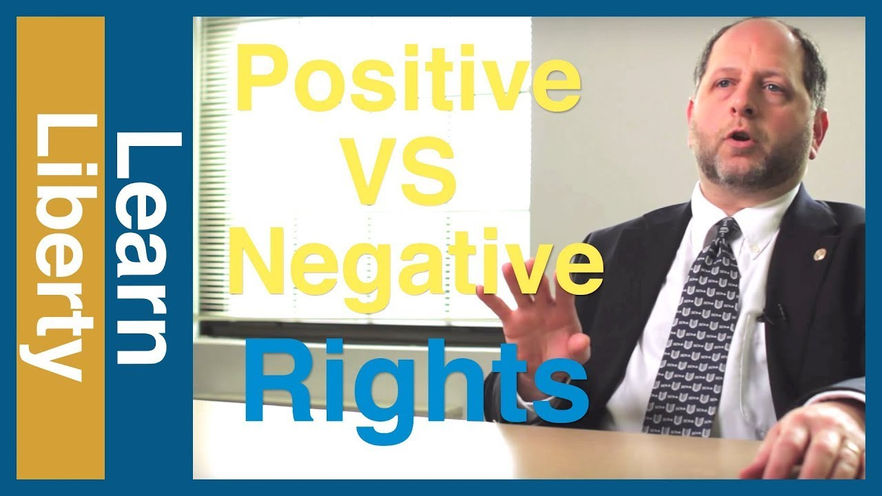 what are positive rights