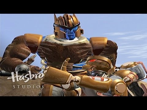 Beast Wars: Transformers - Chew On This!