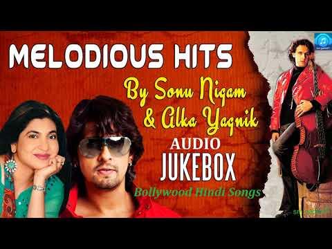 Best of Sonu Nigam & Alka Yagnik Bollywood Hindi Songs Jukebox Songs