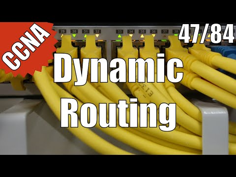 CCNA/CCENT 200-120: Dynamic Routing Protocols Basics 47/84 Free Video Training Course