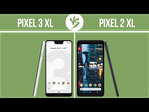 Google Pixel 3 XL Vs Google Pixel 2 XL ✔️