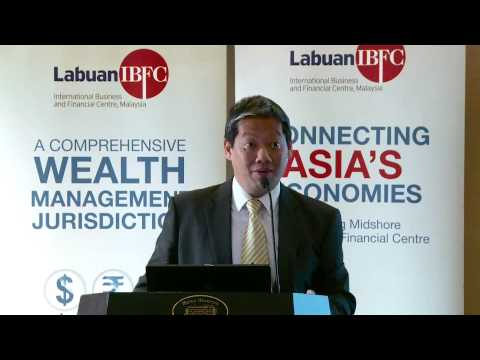 Overview of Labuan International Business and Financial Cent