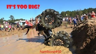 Who can make it? ATV Bounty Hole - Muddin for a Cure - River Run ATV Park