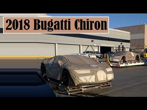 2018 bugatti chiron engine. beautiful bugatti 2018 bugatti chiron this two hypercar prototypes spied at los angeles  airport throughout bugatti chiron engine